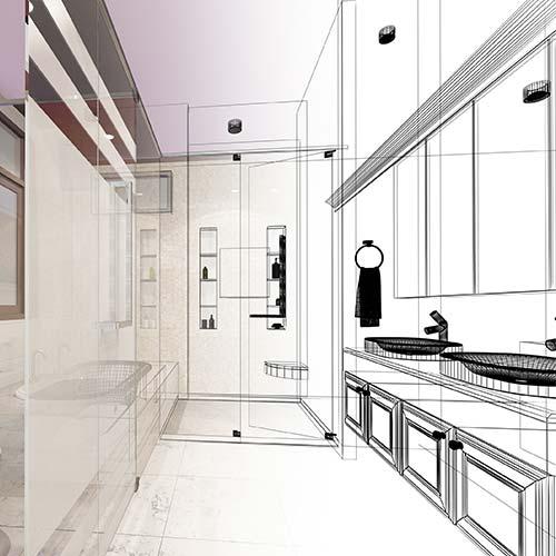 Badkamer verbouwen door de installateur uit Rotterdam